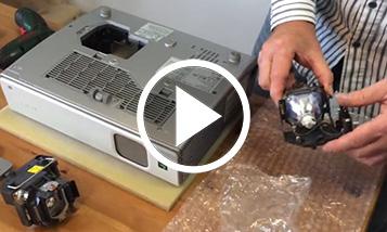 Video de reemplazo Sony